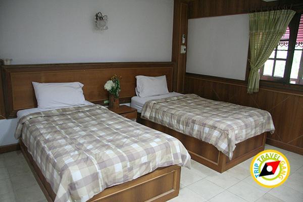 แนะนำที่พัก โรงแรม รีสอร์ท บ้านไร่ อุทัยธานี สวย น่านอน บรรยากาศดี ติดภูเขา (9)