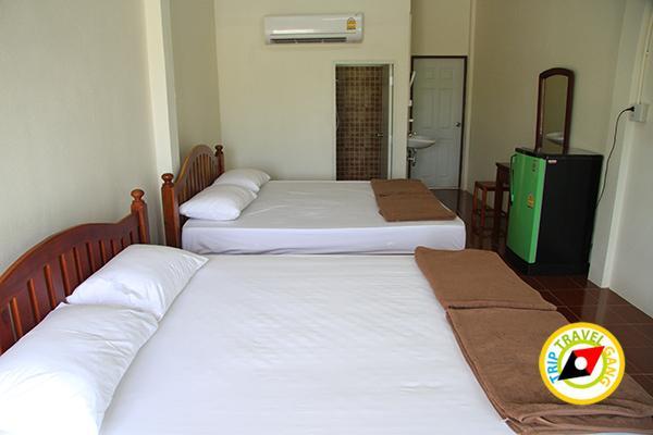 มณีแดง โฮมสเตย์ RedRuby Homestayแหลมสิงห์ จันทบุรี รีสอร์ท โรงแรม ที่พัก กินปู ดูทะเล (3)