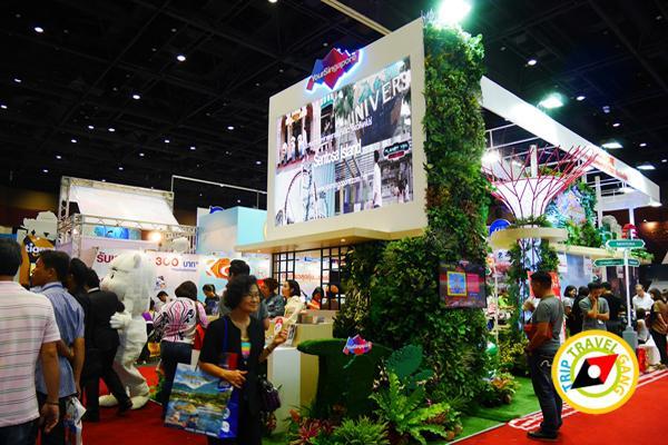 ท่องเที่ยวสิงคโปร์ yoursingapore TITF (3)