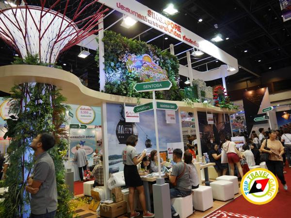 ท่องเที่ยวสิงคโปร์ yoursingapore TITF (4)