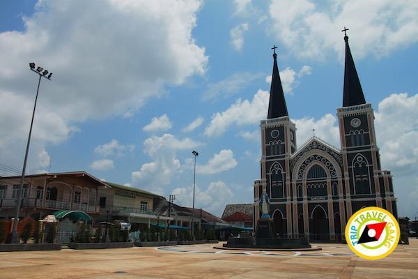 อาสนวิหาร พระนางมารีอาปฏิสนธินิรมล จันทบุรี (1)