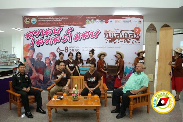 ท่องเที่ยวที่กินเพชรบุรี บางตะบูน บ้านแหลม งานเปิดโลกทะเลโคลน 2559 (18)