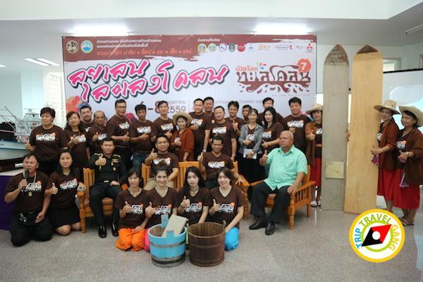 ท่องเที่ยวที่กินเพชรบุรี บางตะบูน บ้านแหลม งานเปิดโลกทะเลโคลน 2559 (19)