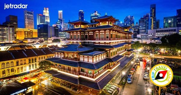 ท่องเที่ยวสิงคโปร์ ที่กิน ที่พัก โรงแรม (2)