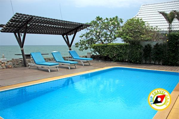 ไวท์ บีช รีสอร์ท white beach resort หาดเจ้าสําราญ (2)