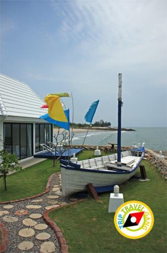 ไวท์ บีช รีสอร์ท white beach resort หาดเจ้าสําราญ (8)