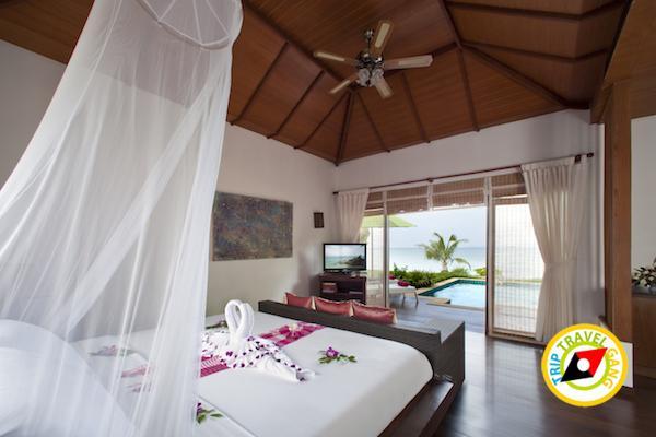 GLOW Elixir Koh Yao Yai - Beachfront Pool Villa Honeymoon Set Up
