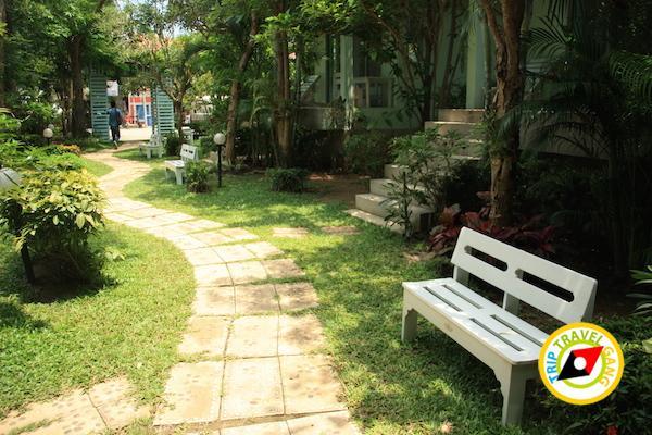รับลมรีสอร์ท หาดเจ้าสำราญ เพชรบุรี ที่พักติดริมทะเล (3)