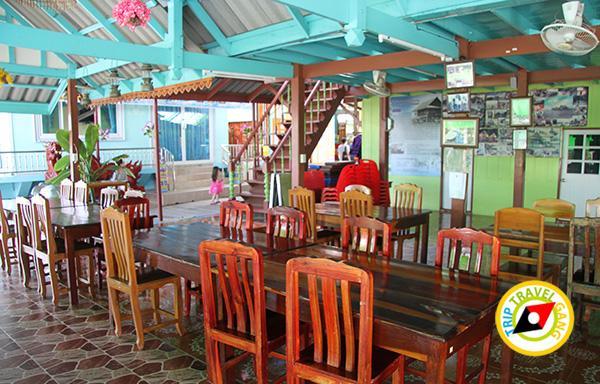ร้านโฮมกระเตงชาวเล คลองโคน ร้านอาหารอร่อยคลองโคน สมุทรสงคราม (1)