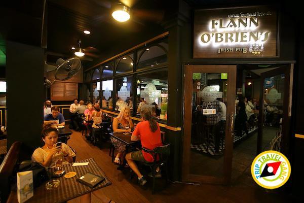 ฟลานโอเบรียนส์ไอริชผับ สาขาสีลม ชวนดื่มเบียร์เชียร์บอล เอาใจคอฟุตบอลยูโร 2016 (3)