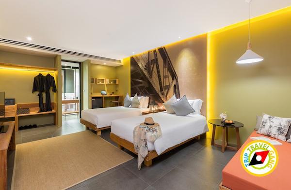 U Inchantree Kanchanaburi_Deluxe โรงแรม ยู อินจันทรี กาญจนบุรี 1