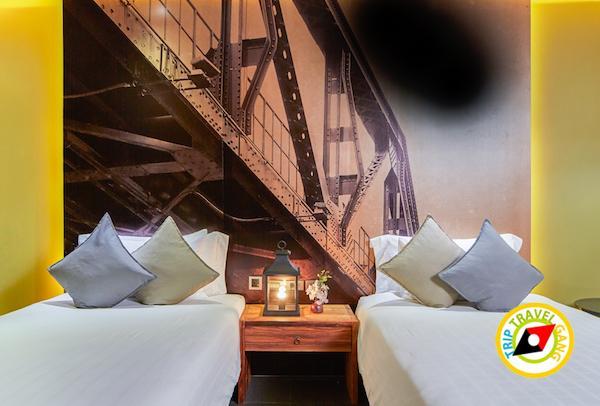 U Inchantree Kanchanaburi_Deluxe โรงแรม ยู อินจันทรี กาญจนบุรี 2