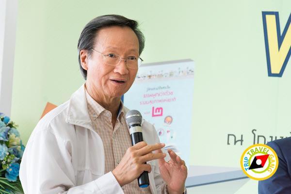 นพ ณรงค์ศักดิ์ คนไทยพันธุ์ใหม่ รู้เท่าทันข้อมูลสุขภาพ
