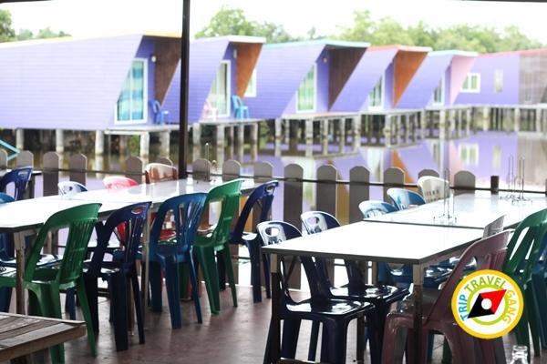 พาเพลินโฮมสเตย์โรงแรม รีสอร์ท ที่พักกินปูจันทบุรี (17)