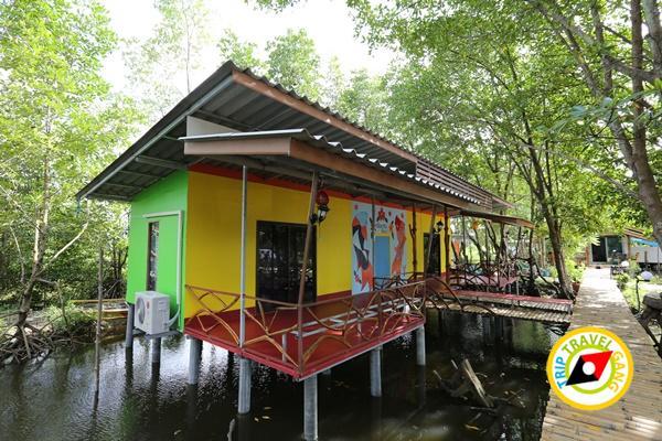 เมืองบางชัน โฮมสเตย์ ที่พักกินปูจันทบุรี (1)