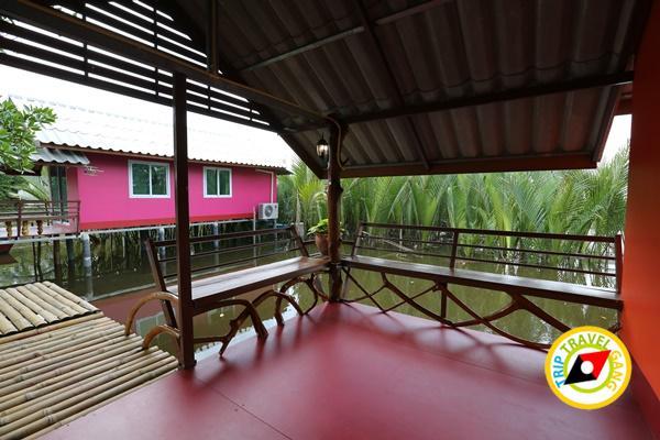 เมืองบางชัน โฮมสเตย์ ที่พักกินปูจันทบุรี (14)