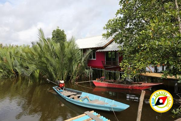 เมืองบางชัน โฮมสเตย์ ที่พักกินปูจันทบุรี (4)