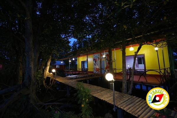 เมืองบางชัน โฮมสเตย์ ที่พักกินปูจันทบุรี (64)