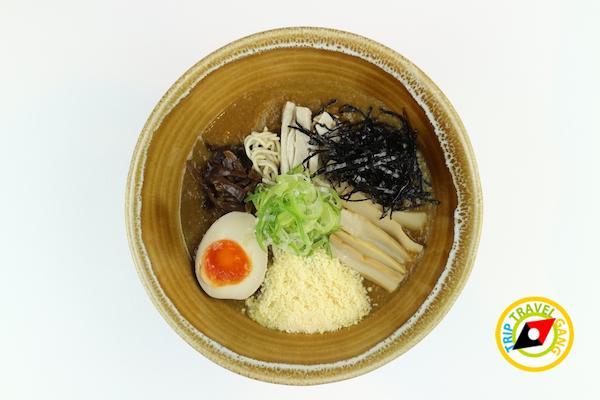 ชีสแกงกระหรี่โซบะ ไทโช-เต ร้านราเมน