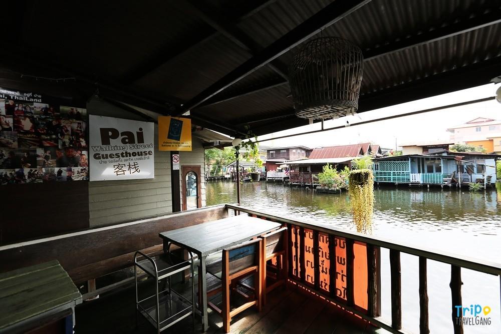 ร้านกาแฟริมน้ำ แนะนำคาเฟ่บรรยากาศดี (2)