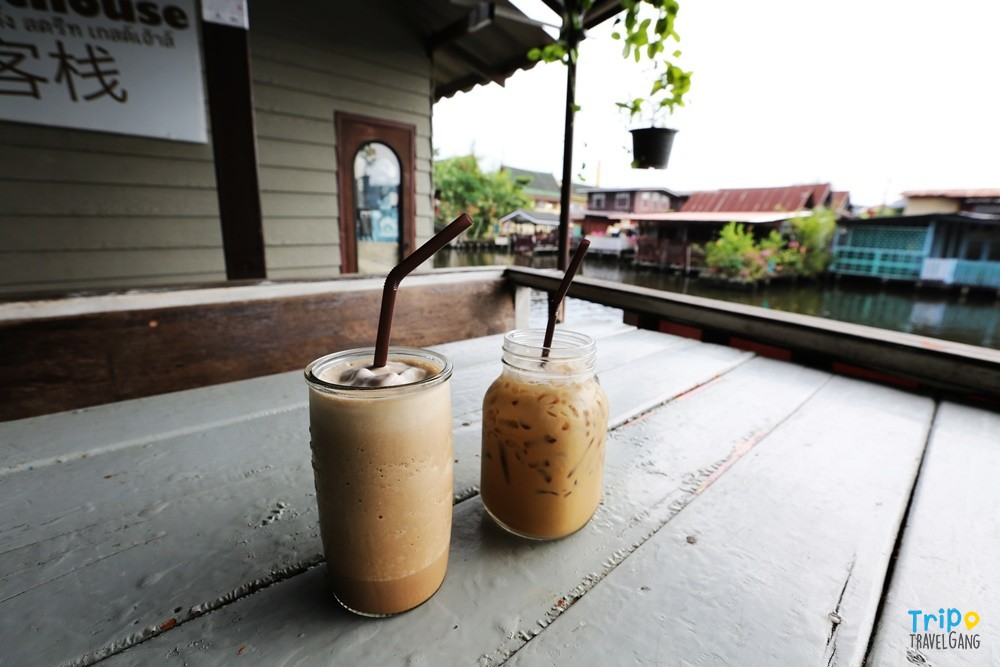 ร้านกาแฟริมน้ำ แนะนำคาเฟ่บรรยากาศดี (5)