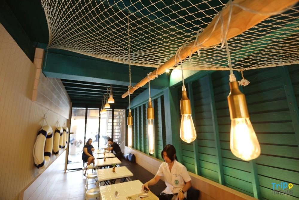 ร้านกาแฟริมน้ำ แนะนำคาเฟ่บรรยากาศดี (12)
