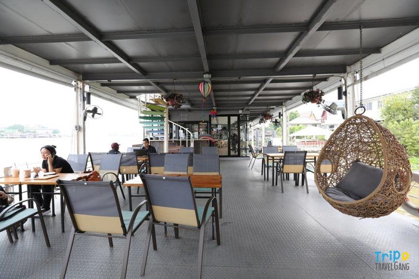 ร้านกาแฟริมน้ำ แนะนำคาเฟ่บรรยากาศดี๊ดี (1)