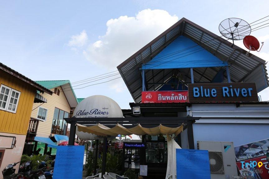 ร้านกาแฟริมน้ำ แนะนำคาเฟ่บรรยากาศดี๊ดี (7)