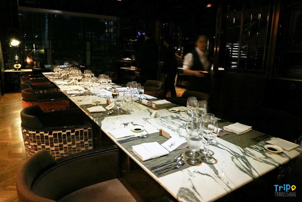 ห้องอาหารสกาลินี โรงแรมฮิลตัน แนะนำ กรุงเทพฯ (3)
