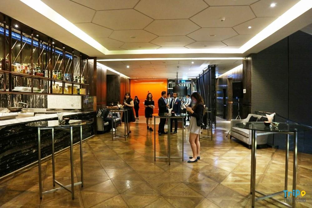 ห้องอาหารสกาลินี โรงแรมฮิลตัน แนะนำ กรุงเทพฯ (4)