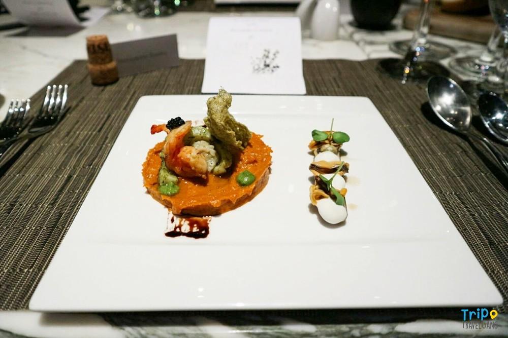 ห้องอาหารสกาลินี โรงแรมฮิลตัน แนะนำ กรุงเทพฯ (9)