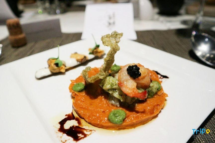 ห้องอาหารสกาลินี โรงแรมฮิลตัน แนะนำ กรุงเทพฯ (10)