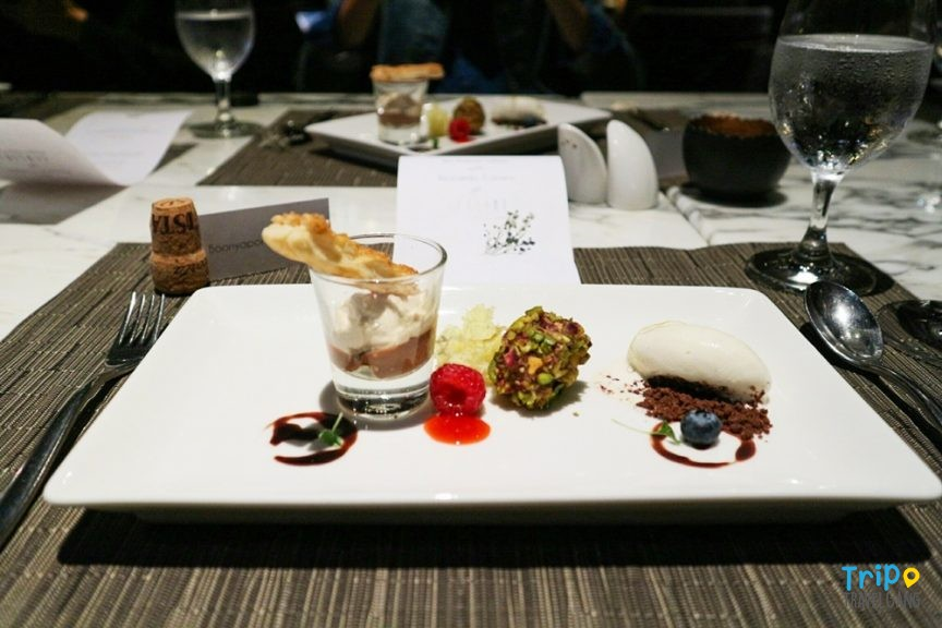 ห้องอาหารสกาลินี โรงแรมฮิลตัน แนะนำ กรุงเทพฯ (15)