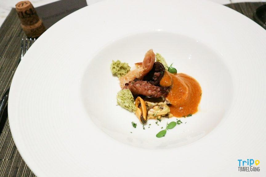 ห้องอาหารสกาลินี โรงแรมฮิลตัน แนะนำ กรุงเทพฯ (16)