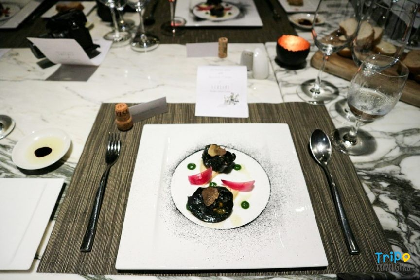 ห้องอาหารสกาลินี โรงแรมฮิลตัน แนะนำ กรุงเทพฯ (18)