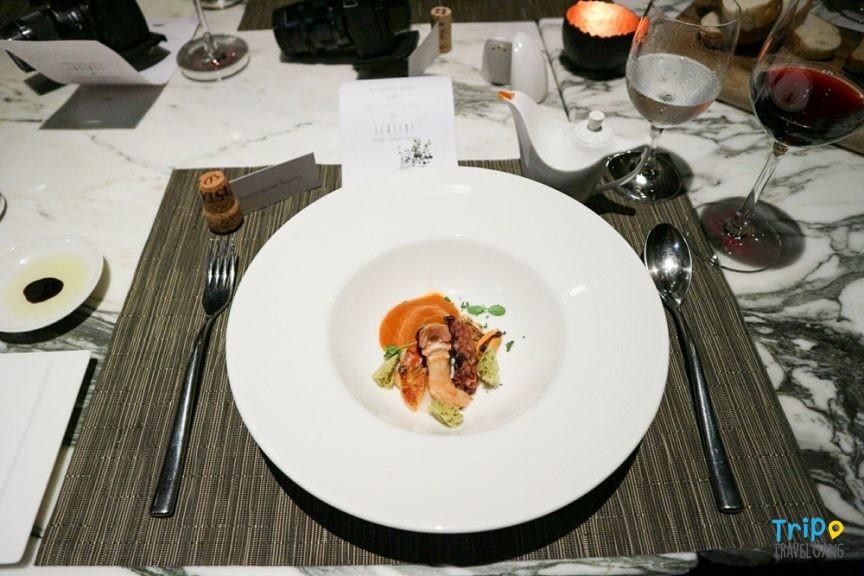 ห้องอาหารสกาลินี โรงแรมฮิลตัน แนะนำ กรุงเทพฯ (20)