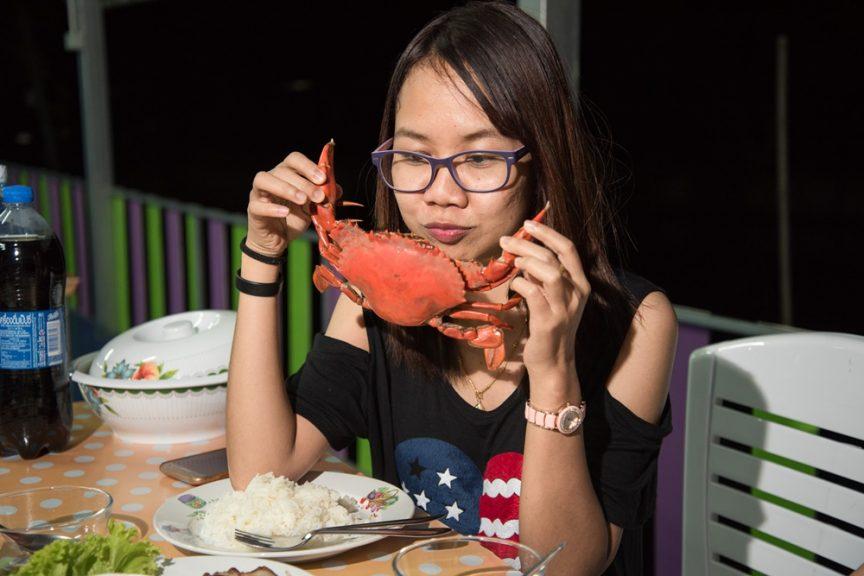 ที่พักกินปู อัมพรวิว โฮมสเตย์ จันทบุรี (38)