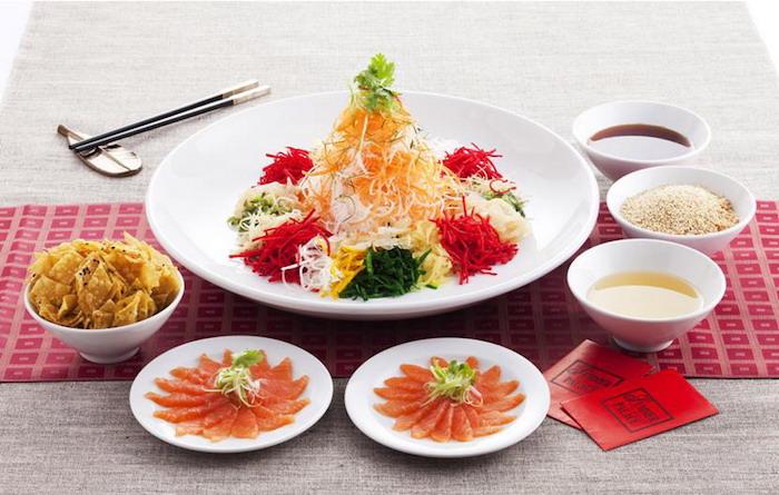 ฉลองตรุษจีน ห้องอาหารซัมเมอร์ พาเลซ โรงแรมอินเตอร์คอนติเนนตัล กรุงเทพฯ 1