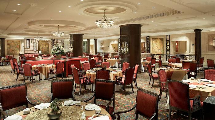 ฉลองตรุษจีน ห้องอาหารซัมเมอร์ พาเลซ โรงแรมอินเตอร์คอนติเนนตัล กรุงเทพฯ 2