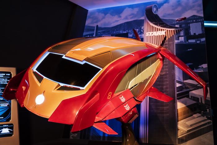 Iron Man Experience เปิดตัวครั้งแรกอย่างยิ่งใหญ่ ที่ฮ่องกงดิสนีย์แลนด์ 2
