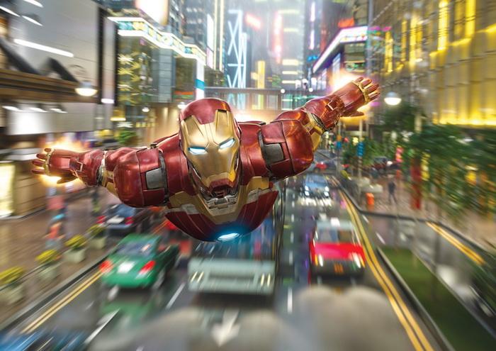 Iron Man Experience เปิดตัวครั้งแรกอย่างยิ่งใหญ่ ที่ฮ่องกงดิสนีย์แลนด์ 3