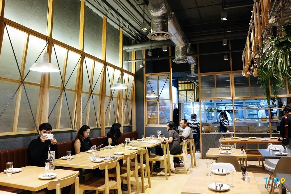 Spaghetti Factory ร้านสปาเก็ตตี้ แฟคทอรี่ ที่กินกรุงเทพฯ (4)